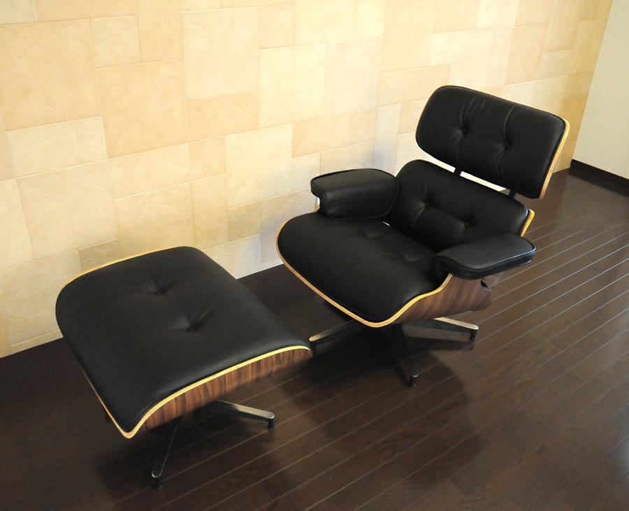 Auc Pleasure0905 Eames Lounge Chair Personal Chair Mid