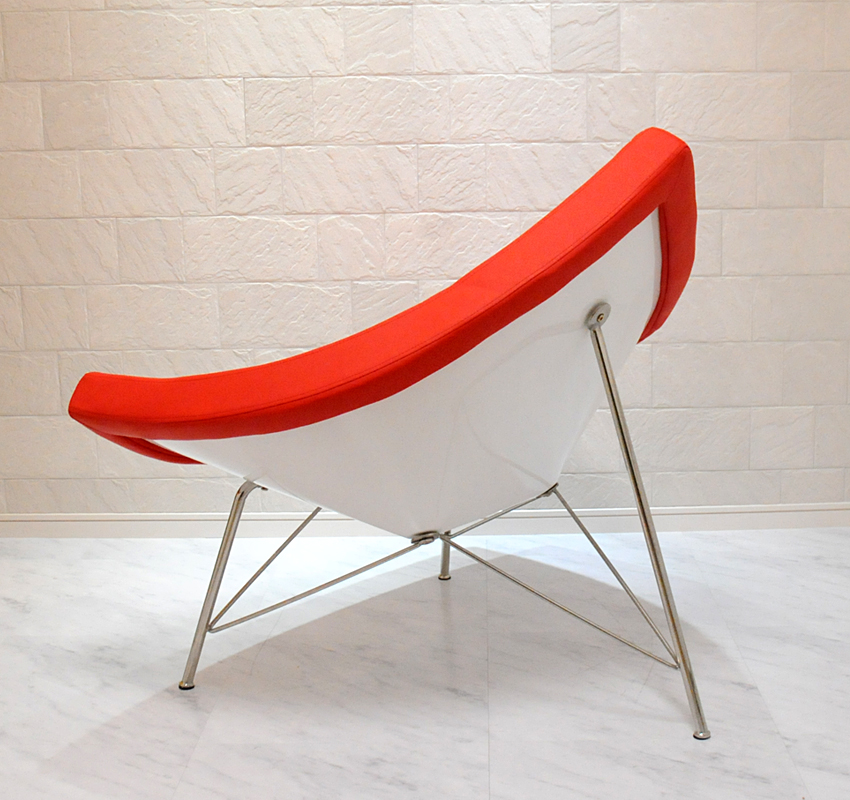 ... Personal ???????? red / George Nelson made and brand new George Nelson Coconut Chair & auc-pleasure0905 | Rakuten Global Market: Personal ???????? ...
