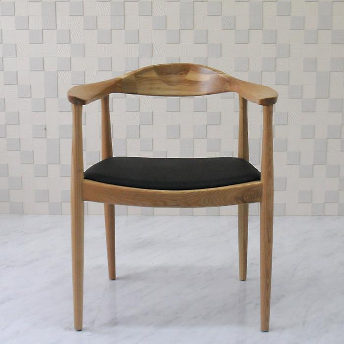 ザ・チェア ハンス・ウェグナー ナチュラル 新品 Hans.J.Wegner ダイニングチェア デザイナーズ 1人用 一人用 椅子 イス いす chair