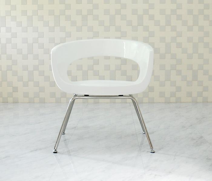 ダイニングチェア カウンターチェア 色ホワイト デザイナーズ 椅子 いす イス