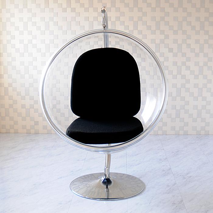 Auc Pleasure0905 | Rakuten Global Market: Bubble Chair Eero, Arno Black  Eero Aarnio Sofa Sofa Sofa Designer Furniture