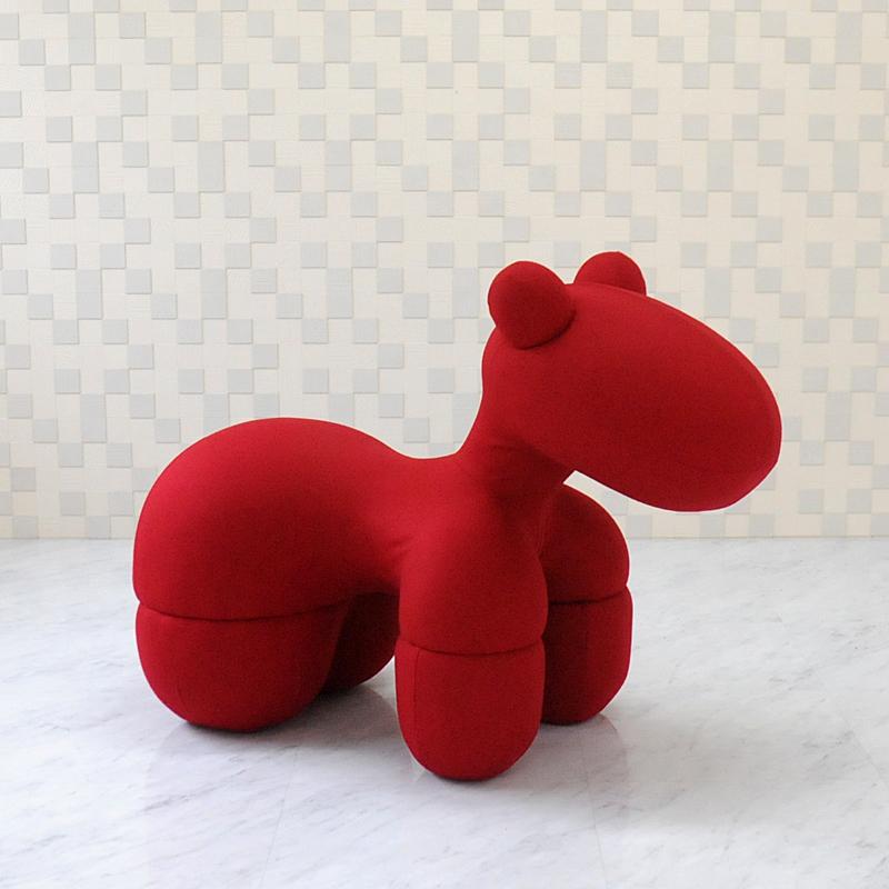 Pony Chair And Eero AARNIO Design / Red / Chair Eero Aarnio Design  Furniture, Brand