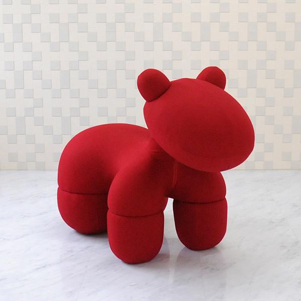 ポニーチェア/エーロ・アールニオ デザイン/レッド/新品 pony chair orange Eero Aarnio デザイナーズ家具 椅子 いす イス 子供用 大人用 キッズチェア パーソナルチェア ソファ 一人用 ぽにーちぇあ
