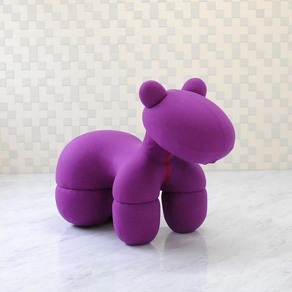 ポニーチェア/エーロ・アールニオ デザイン/パープル/新品 pony chair orange Eero Aarnio デザイナーズ家具 椅子 いす イス 子供用 大人用 キッズチェア パーソナルチェア ソファ 一人用 ぽにーちぇあ
