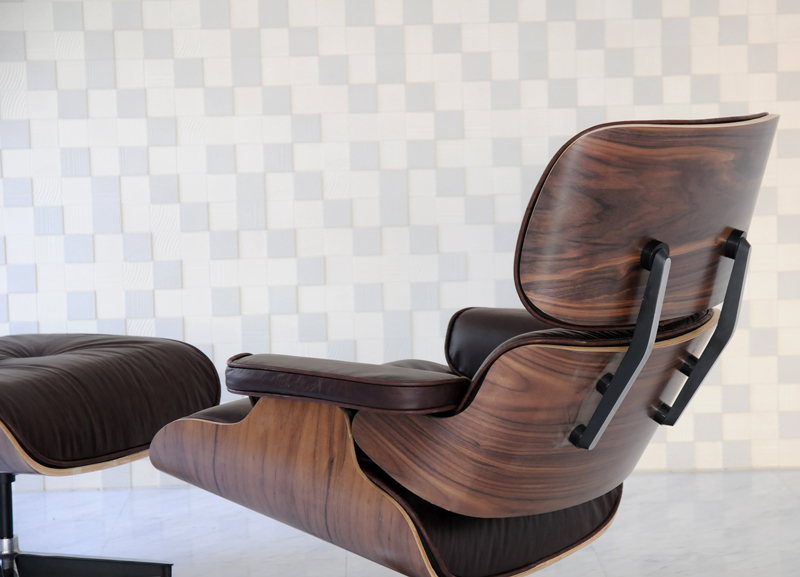 Eames Lounge Chair Vintage Dark Brown X Walnut Oil Wax Leather Total  Leather CharlesRayEames Among Our Customers Per Person For One Seat Chair  Chair Couch ...