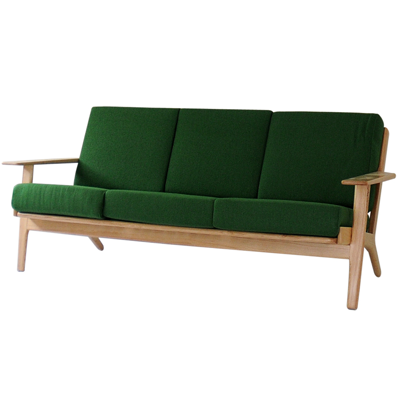 GE290 ソファ 3人掛け 3P ハンス・ウェグナー 北欧デザイン 北欧家具 ソファー sofa Hans.J.Wegner