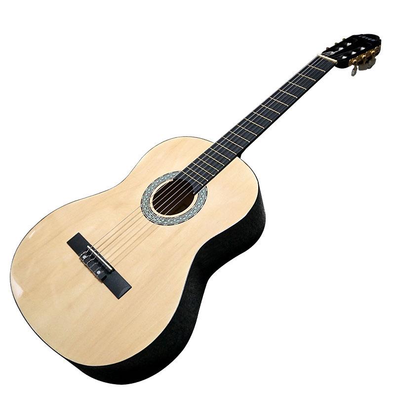 初心者に最適/クラシックギター/弾きやすくて良音/高品質 新品 1000本以上の販売実績 classic guitar アコギ アコースティック ぎたー guitar 弦楽器 初心者用 入門用 人気モデル アウトレット