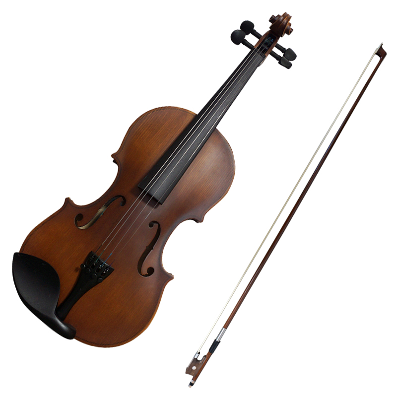 ※アウトレット品 バイオリン5点セット 本体 弓 セミハードケース 駒 松脂の5点セット 全長60cm 4 4サイズ 子供から大人まで使える 入門用 初心者用 フルセット プレゼント用 大人用 ヴァイオリン vaiorin ばいおりん 代引き不可 10000セット以上の販売実績商品
