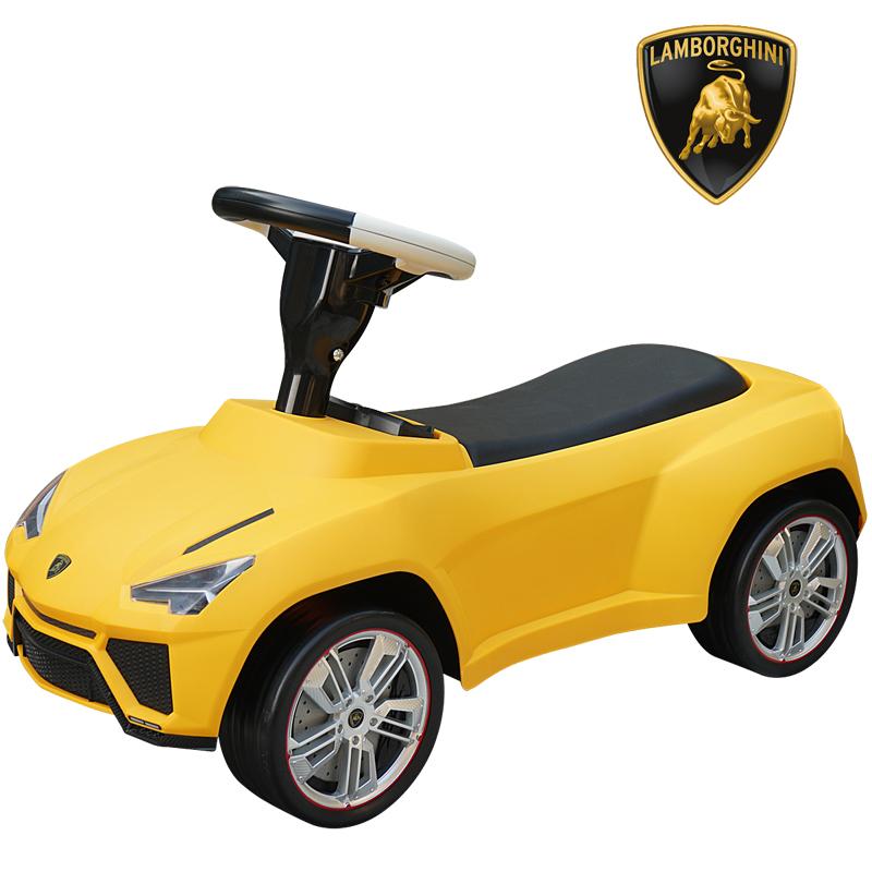 ランボルギーニ正規ライセンス ウルス 足けり乗用玩具 足蹴り式 子供用 URUS Lamborghini