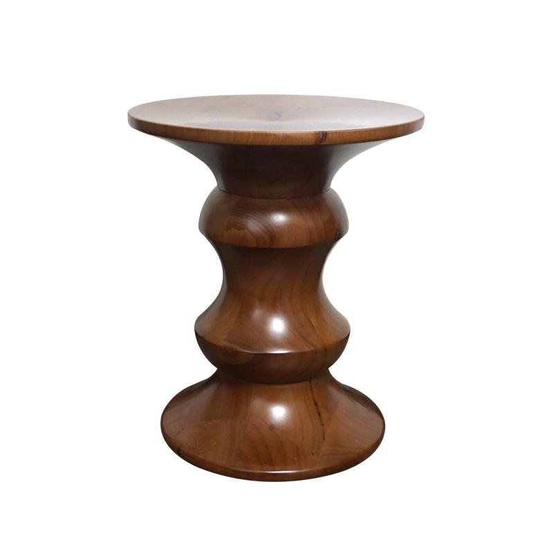 Eames(チャールズ&レイ・イームズ) ウッドスツールウォールナット Walnut stool デザイナーズ家具 リプロダクト