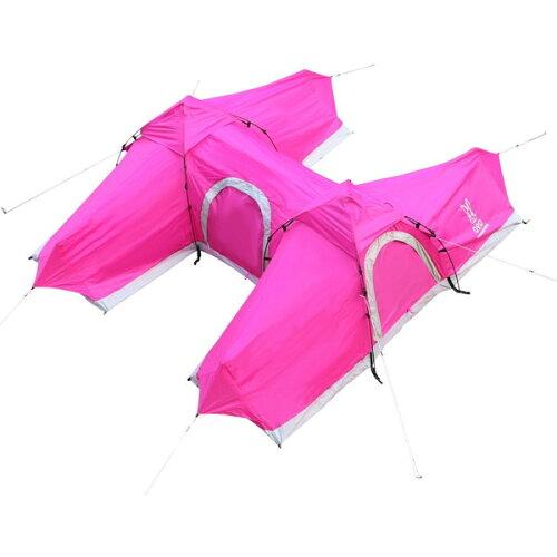 DOPPELGANGER OUTDOOR Hテント T2-529 コンパクト収納 ドッペルギャンガー アウトドア キャンプ キャンピング 非常時 災害時用