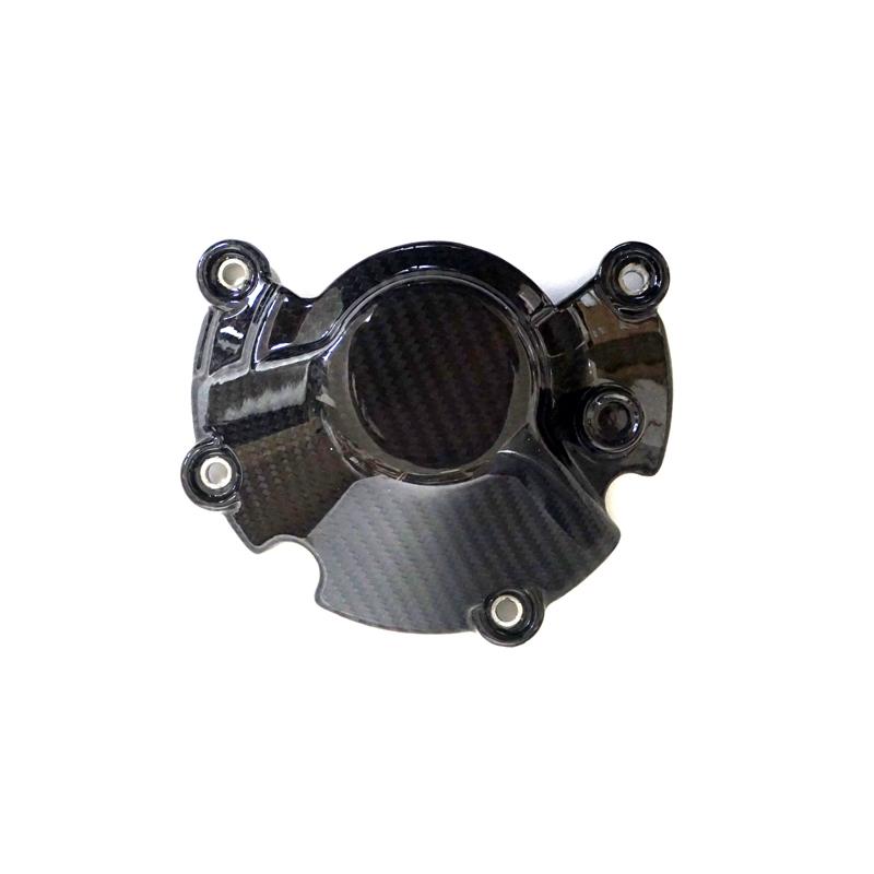 カーボン製 YAMAHA YZF-R1 2015年~ エンジンカバー 炭素繊維 ヤマハ engine cover carbon