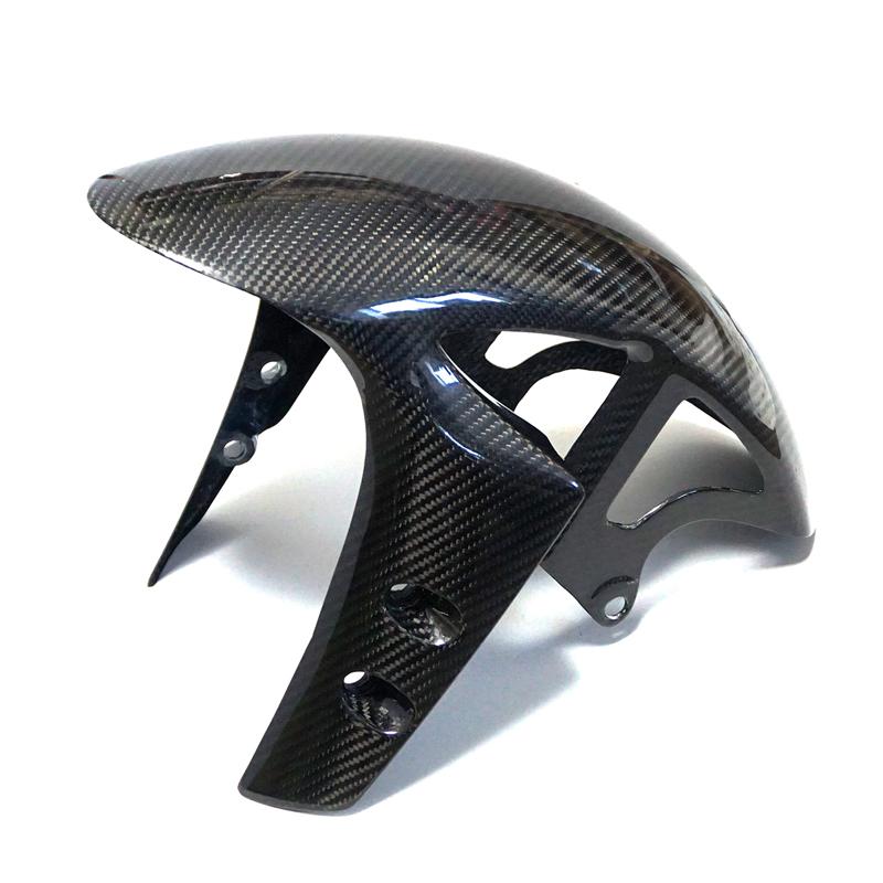 ヤマハ YZF-R1 2009年~ リアルカーボン製  カーボン製 YAMAHA YZF-R1 2009年~ カーボンフロントフェンダー 炭素繊維 ヤマハ FrontFender