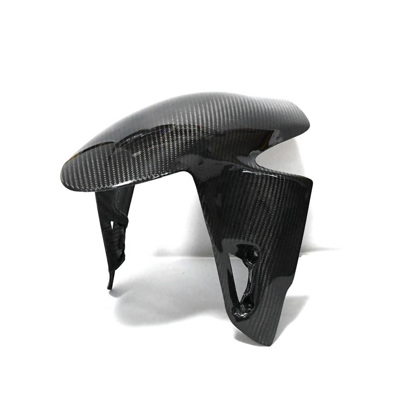 ドゥカティ用 V4 営業 パニガーレ用 DUCATI用 本物 スーパーバイク スーパースポーツ カーボン製 FrontFender リアルカーボン panigaleV4用 Ducati用 フロントフェンダー realcarbon