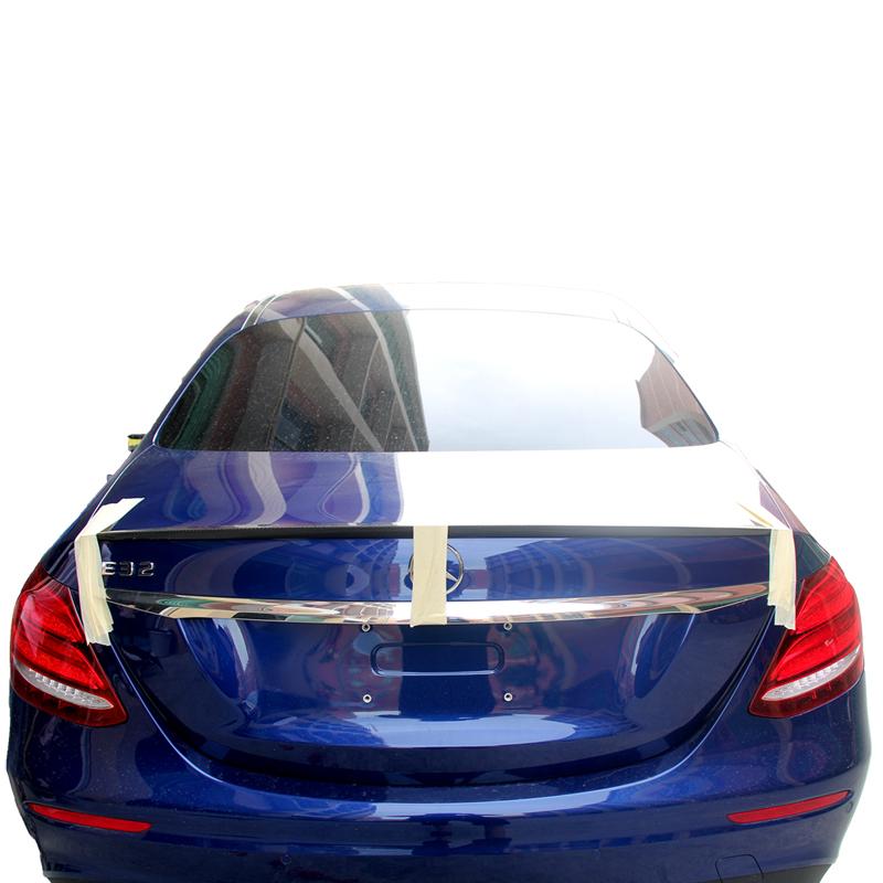 メルセデスベンツ W213 Eクラス セダン用 カーボン製 トランクスポイラー リアスポイラー CARBON リアルカーボン E-class sedan