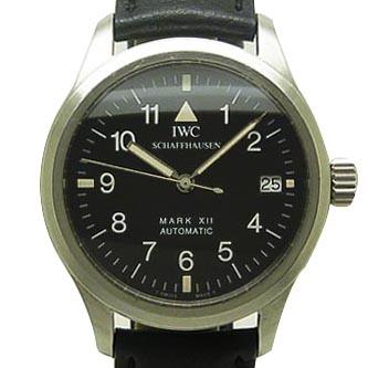 IWC IW324101 マークXII マーク12 OH済【中古】