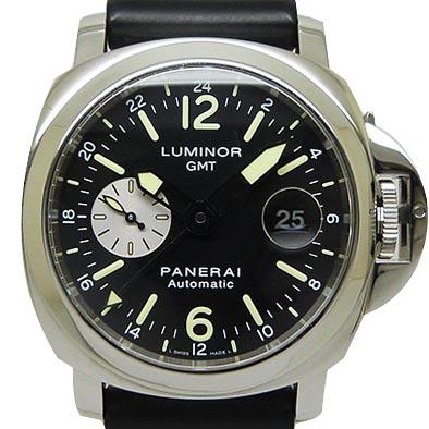 パネライ【PANERAI】 PAM00088 ルミノール GMT K番【中古】