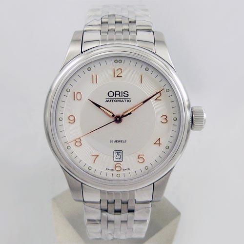 オリス【ORIS】 733.7594.4061M クラシックデイト【新品】