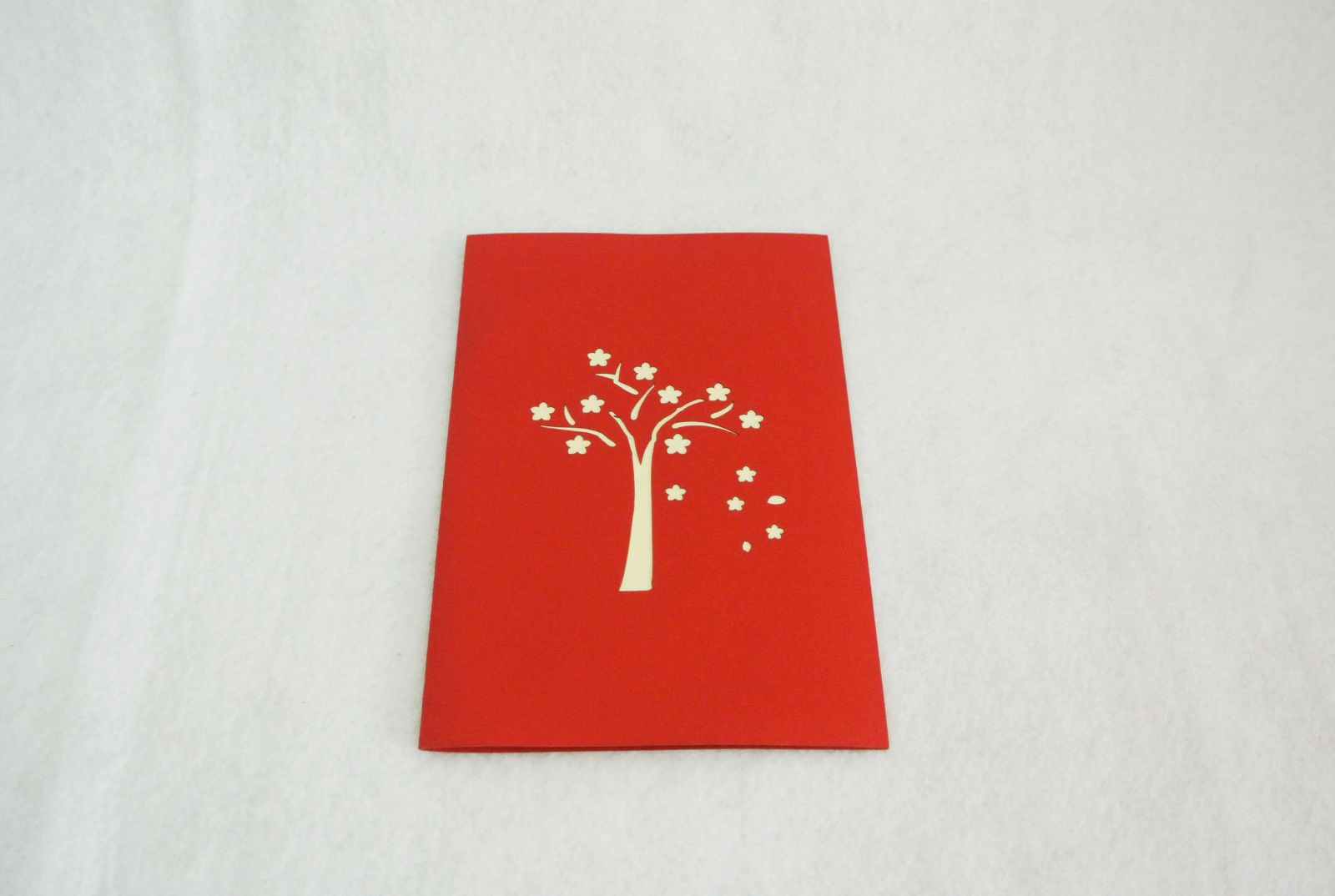 Cherry Red 150 Super Design Popupcard Specialty Pop Up Card Ya Got