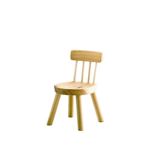 【飛騨産業】HIDAキッズチェア Arda Kid's chair 杉・ブナ NY2色 EM285