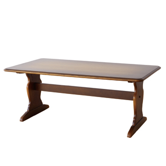 【飛騨産業】穂高 WINDSOR テーブル(W1650) ナラ K色 HK324WP