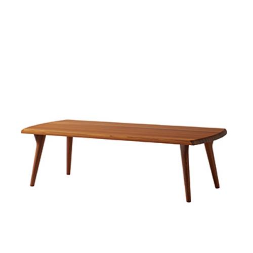 【飛騨産業】 KISARAGI リビングテーブル kj102t 杉圧縮柾目材