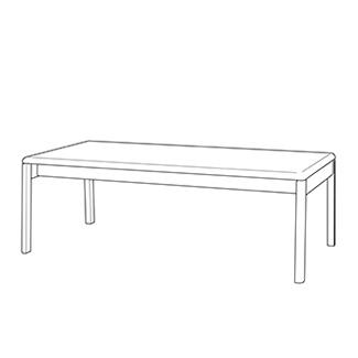 飛騨産業 Lin-Sofa センターテーブル cl11tb