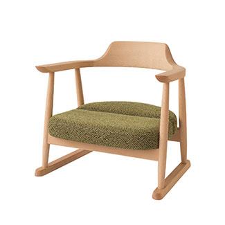 【飛騨産業】 低座椅子(ロータイプ) sd245ab ビーチ材