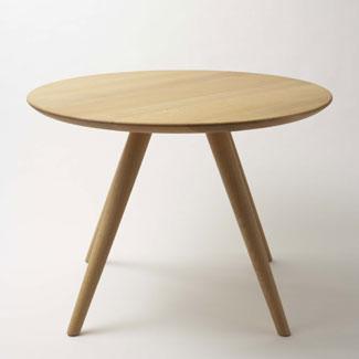 【飛騨産業】 Design of Japan テーブル yd354wp