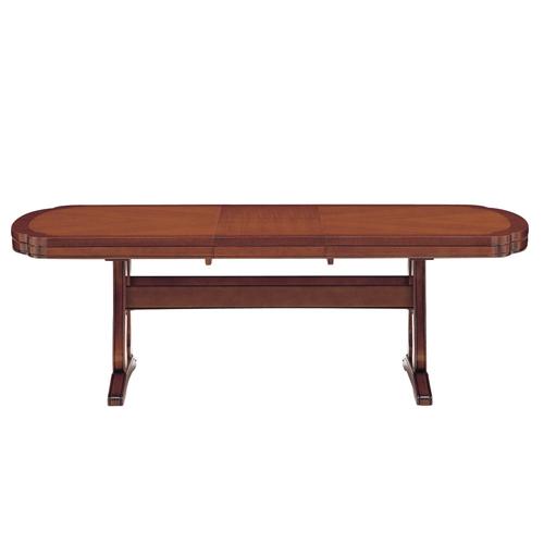 【マルニ木工】ブリタニア ダイニングテーブル(シンクロスライド) 1410-00-0000