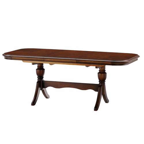 【マルニ木工】 地中海 ダイニングテーブル(伸長式) 1143-00-0000