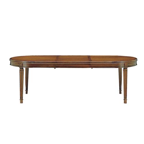 【マルニ木工】地中海ロイヤル ダイニングテーブル(伸長式) 1789-00