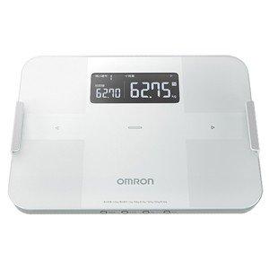 オムロン 公式 体重体組成計 体重計 デジタル 体脂肪率 ホワイト Bluetooth通信対応 △HBF-255T-W