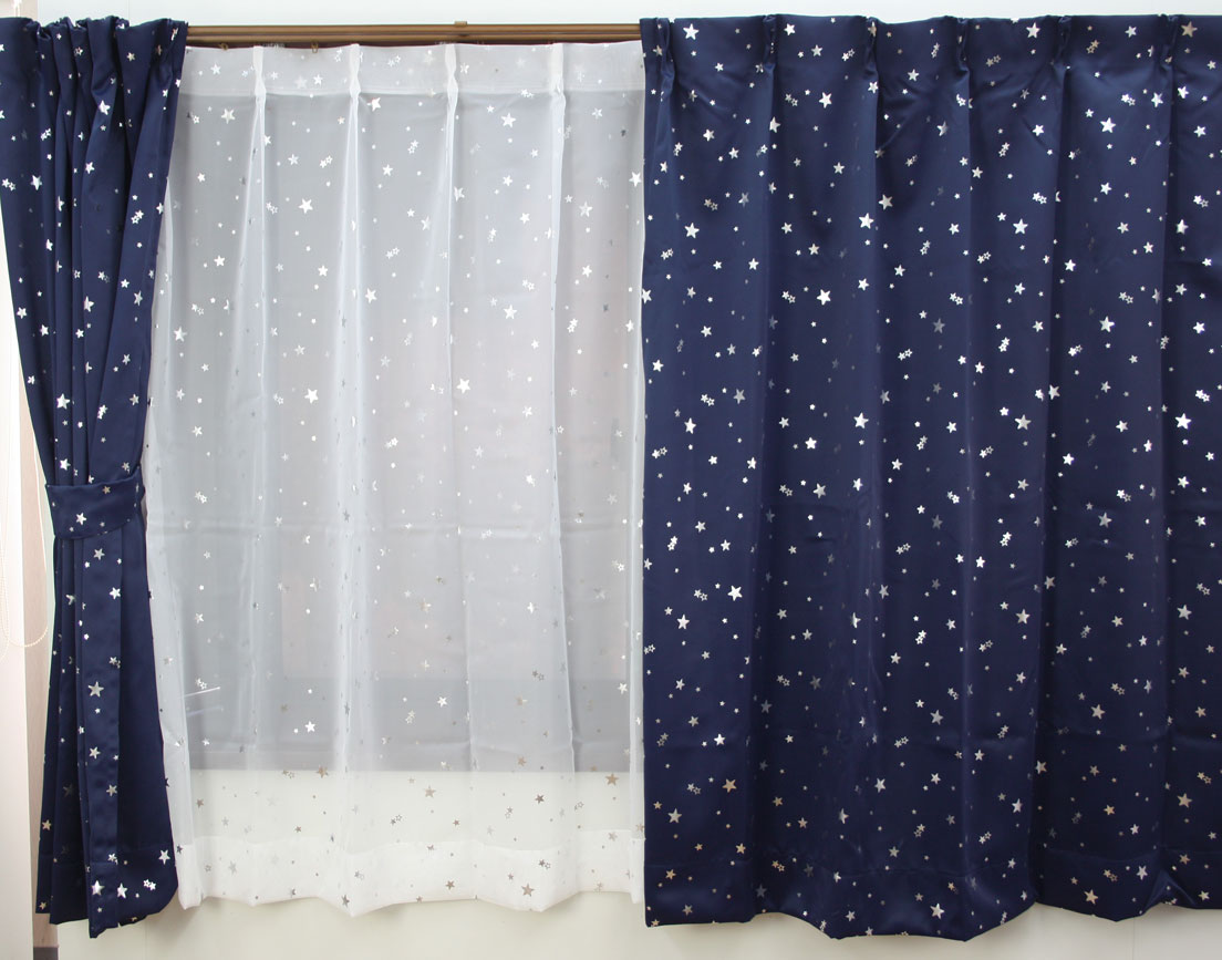 planet curtains