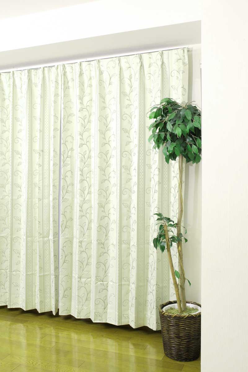 【サイズオーダー作成カーテン】形態安定加工・遮光カーテンメリッサ 2色から選べます幅151cm~200cmまで丈241cm~260cmまで, 健康と快適生活:787e5c1d --- sunward.msk.ru