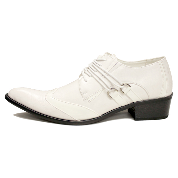 The Bondage White Shoes Wedding shoes mens, Bridal Shoes, mens wedding shoes, wedding shoes, groom shoes, (d) next meeting shoes 02P28oct13