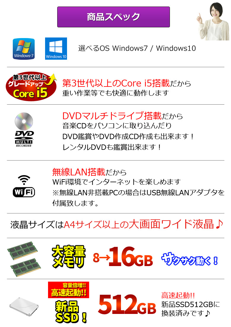 In manager WiFi DVD multi-Windows10 Windows7 wireless LAN TOSHIBA / Fujitsu  /NEC/DELL/HP entrusting you with note PC WPS Office, it is an office