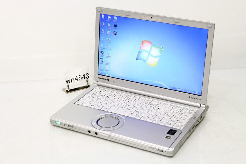中古 レッツノート Windows7 Panasonic Let's note SX4 CF-SX4EDHCS Core i5 5300U 2.30GHz 8GB 320GB DVDスーパーマルチ Bluetooth 3ヶ月保証【あす楽】【中古】【消費税込】【送料・代引手数料無料】