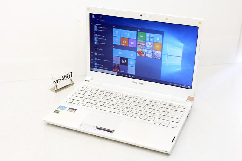 中古 ノートパソコン Windows10 東芝 dynabook R732 PR73228GRCWE Core i7 3540M 3.00GHz 8GB 1TB DVDスーパーマルチ WiMAX カメラ HDMI 3ヶ月保証【あす楽】【中古】【消費税込】【送料・代引手数料無料】
