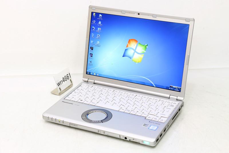 中古 レッツノート Windows7 Panasonic Let's note SZ5 CF-SZ5ADAKS Core i5 6300U 2.40GHz 4GB 320GB カメラ HDMI 3ヶ月保証【あす楽】【中古】【消費税込】【送料・代引手数料無料】