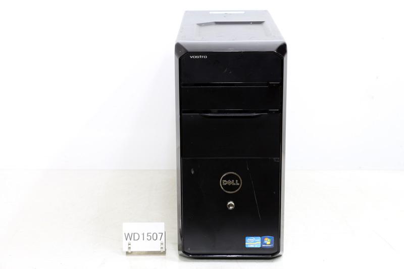 中古 デスクトップ 本体のみ Windows10 DELL VOSTRO 470 Core i7 3770 3.40GHz 8GB 500GB DVDスーパーマルチ 3ヶ月保証【あす楽】【中古】【消費税込】【送料・代引手数料無料】