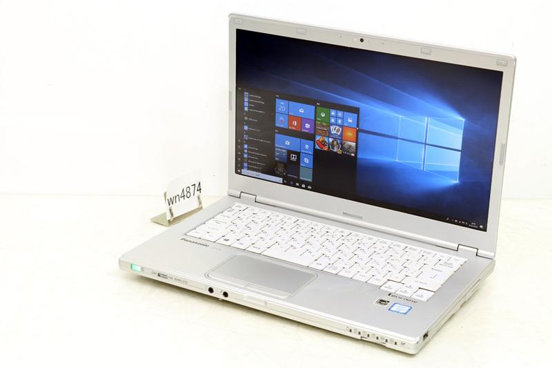 中古 レッツノート Windows10 Panasonic Let's note LX5 CF-LX5ADHKS Core i5 6300U 2.40GHz 4GB 320GB DVDスーパーマルチ Bluetooth カメラ HDMI 3ヶ月保証【あす楽】【中古】【消費税込】【送料・代引手数料無料】