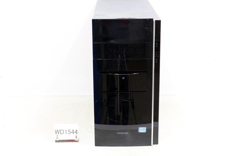 中古 デスクトップ WPS Office付き Windows10 FRONTIER フロンティア FRM921/23A Core i7 3770 3.40GHz 8GB 500GB DVDスーパーマルチ 3ヶ月保証【あす楽】【中古】【消費税込】【送料・代引手数料無料】