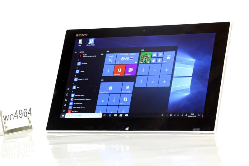 スーパーSALE特価 中古 タブレットPC Windows10 SONY VAIO Tap 11 SVT1122BCJ Core i5 4210Y 1.50GHz 4GB SSD 128GB Bluetooth タッチパネル 3ヶ月保証【あす楽】【中古】【消費税込】【送料・代引手数料無料】