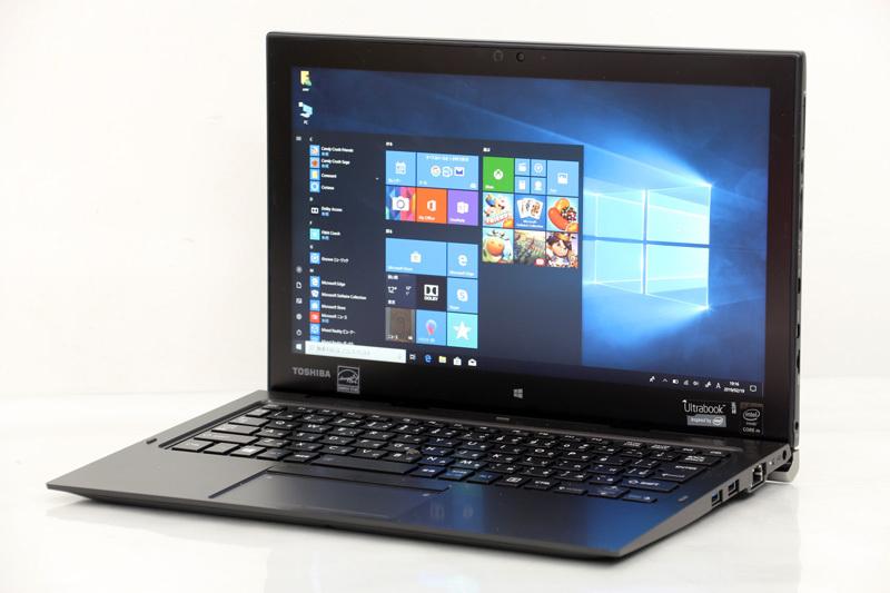 タブレットPC WPS Office付き Windows10 東芝 dynabook R82 PR82PBUDC67AD31 Core M 5Y51 1.10GHz 4GB SSD128GB Bluetooth キーボードバックライト 3ヶ月保証【あす楽】【中古】【消費税込】【送料・代引手数料無料】