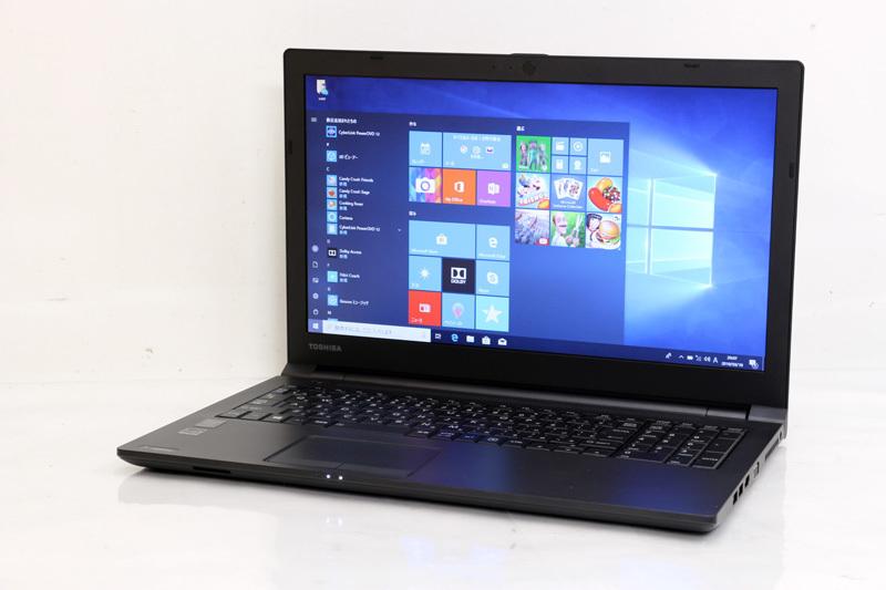ノートパソコン WPS Office付き Windows10 東芝 dynabook Satellite R35 PR35MGAD423AD31 Core i3 4005U 1.70GHz 4GB 500GB DVD-ROM Bluetooth HDMI 3ヶ月保証【あす楽】【中古】【消費税込】【送料・代引手数料無料】