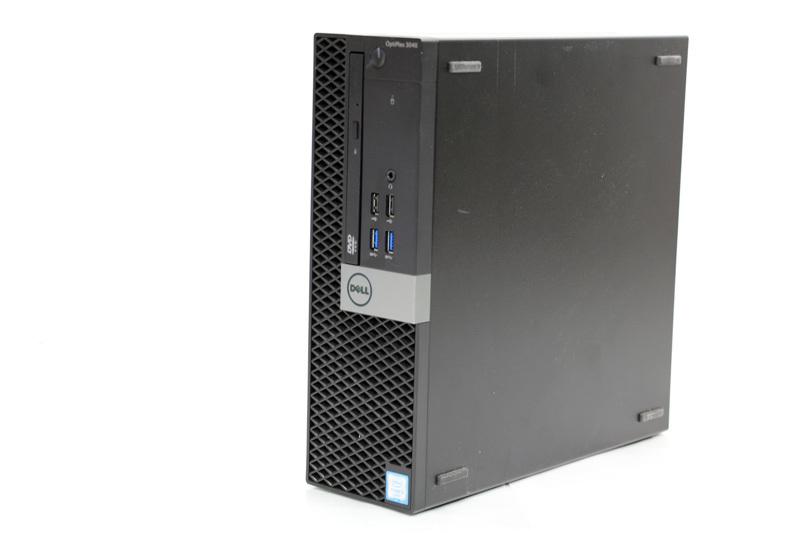 デスクトップPC 本体 WPS Office付き Windows10 DELL OptiPlex 3040 SFF Core i3 6100 3.70GHz 4GB 500GB DVD-ROM Win10 HDMI 3ヶ月保証【あす楽】【中古】【消費税込】【送料・代引手数料無料】