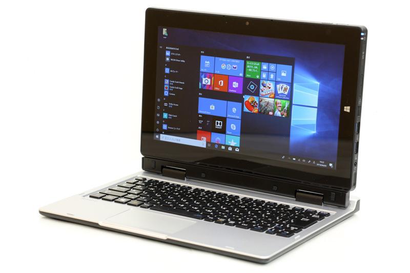 タブレットPC WPS Office付き Windows10 NEC VK11CS-R Core M 6Y54 1.10GHz 8GB SSD 64GB Win10 Bluetooth タッチパネル カメラ HDMI 3ヶ月保証【あす楽】【中古】【消費税込】【送料・代引手数料無料】
