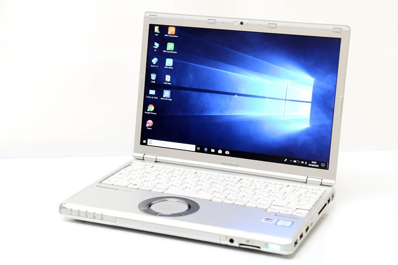 中古 レッツノート WPS Office付き Windows10 Panasonic Let's note SZ5 CF-SZ5ADAKS Core i5 6300U 2.40GHz メモリ 4GB HDD 320GB DVDスーパーマルチ Bluetooth カメラ HDMI 3ヶ月保証【あす楽】【中古】【消費税込】【送料・代引手数料無料】