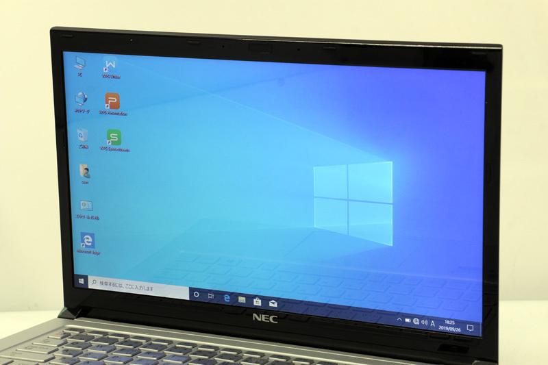 訳あり 中古 ノートパソコン NEC VK19SG-F Core i7 3517U 1.90GHz 4GB SSD128GB Win10 Bluetooth HDMI 3ヶ月保証 wn5807 【あす楽】【中古】【消費税込】【送料・代引手数料無料】
